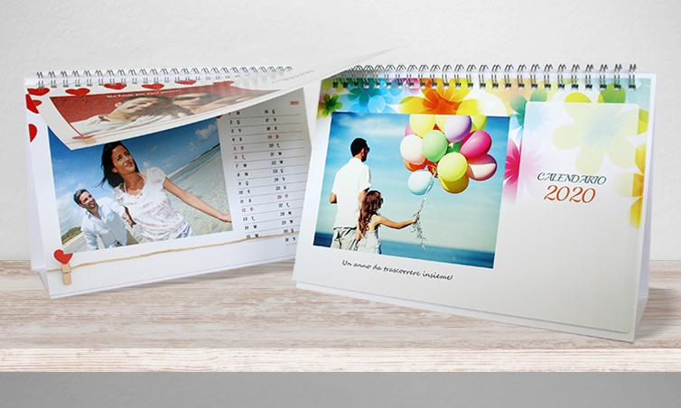 Calendari da tavolo mesi